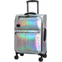 Wholesale Holographic Expandable 210D Soft Sided Travel Luggage from china suppliers