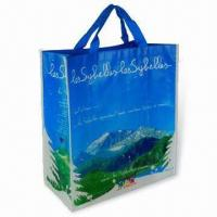 Laminated film Non-woven Bags Shopping Bag Carry Bag Packing Bag Manufactures