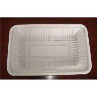 Buy cheap PET Tray  plastic container disposable blister transparent clear degradable tasteless no-harm from wholesalers