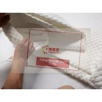 Buy cheap Bamboo terry cloth quilted knitted waterproof Baby crib mattress cover from wholesalers