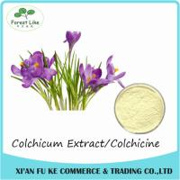 Buy cheap Best Selling Colchicum Extract Colchicine 98% CAS NO:64- 86 - 8 from wholesalers