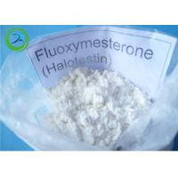 Wholesale Halotestin Anabolic Androgenic Steroids , Pharmaceutical Raw Materials Fluoxymesterone 76-43-7 from china suppliers