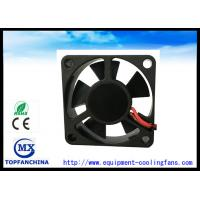 High Pressure Black Small Cooling Fans 12 Volt Brushless Computer CPU Cooling Fan Manufactures