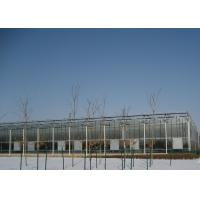 Buy cheap Automatic PC Sheet Greenhouse , Rigid Plastic Sheets Greenhouse Customized Span from wholesalers