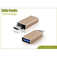 Buy cheap Newest Design USB 3.1 Type C to USB 3.0 type A OTG Data Connector USB Data Cable from wholesalers