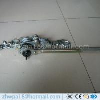 Buy cheap Hand Cable Puller Winch Come Along Ratchet Wire Rope from wholesalers