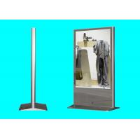 Buy cheap Maggic mirror screen Floor Stand 32 inch LED LCD totem advertising display monitor with WIFI network Android OS functio from wholesalers