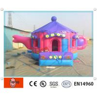 Buy cheap PVC Tarpaulin Teapot Inflatable Water Trampoline Combo Bouncer for amusement park Equipment from wholesalers