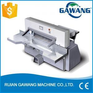 China Program Control Cardboard Cutting Machine on sale