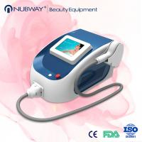 Buy cheap strong power! Hot Sale High Quality portable 808nm Diode Laser Hair Removal Machine from wholesalers