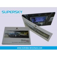 Wholesale 500mAh - 10000mAh Bettery Digital Video Brochure With Magnetic Switch from china suppliers