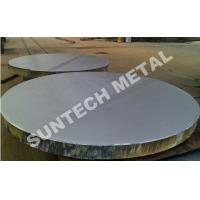 Buy cheap SB265 Gr.2 / SA266 Zirconium Tantalum Clad Plate for 1-Naphthol and 1-Naphthylamine from wholesalers