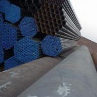 China ASMT Black API Steel Pipes, Used for Oil, Gas Well Drilling and Transportation on sale