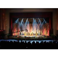 Buy cheap High Performance LED Panel Screen Indoor, P4 Full Color LED Display Stage Background from wholesalers