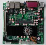 Buy cheap ITX M4S2GAP Intel Atom N270 Motherboard from wholesalers