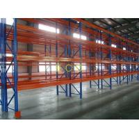 Buy cheap Industrial Heavy Duty Pallet Racking system / Steel Rack For Warehouse SGS ISO from wholesalers