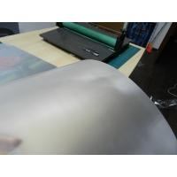Buy cheap OK3D PET 51x71cm,0.58mm 100LPI lens Sheet 3D Lenticular film materials for UV product