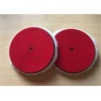 China OEM Lambswool Buffing Pad, 6 Inch Foam Polishing Pads For Vehicle Paint on sale