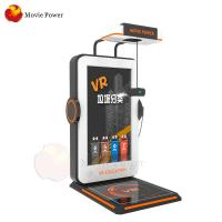 Buy cheap Electronic Education Simulator 9d Vr Standing Up Fun Box Game Machine from wholesalers