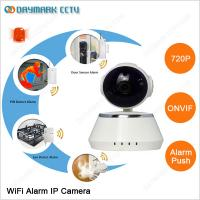 Buy cheap Support RF433 alarm sensors 2 way audio wireless camera security system from wholesalers