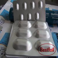 Buy cheap Cold alu alu foil aluminum foil pharmaceutical blister packing from wholesalers