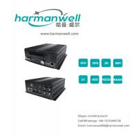 China 4ch GPS+3G HDD Mobile DVR for Vehicle tracking and fleet management IoT development on sale