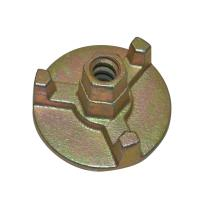 Buy cheap Construction Building Material Formwork Anchor Nut Scaffolding Wing Nut 12/14 mm Tie Rod Nut from wholesalers