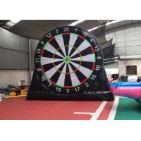 Buy cheap Children And Adult Giant Inflatable Outdoor Games  Inflatable Football Darts from wholesalers