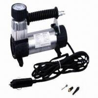 Buy cheap Car Tire Air Pump, 12V DC Voltage from wholesalers