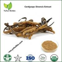 Buy cheap Caterpillar Fungus Extract,Cordyceptic Acid,Cordyceps Polysaccharides,Cetepiller Mushroom extract from wholesalers