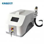 Buy cheap 532nm 1064nm Q Switch Nd Yag Laser Skin Peeling Machine from wholesalers