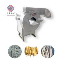 Buy cheap Automatic Sweet Potato Chips Slicer Machine High Capacity 500~800KG/H from wholesalers
