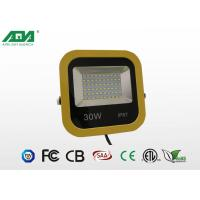 IP65 Waterproof 30W Outdoor LED Flood Lights For Building & Square Led Outside Flood Lights Manufactures