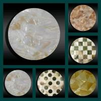 Buy cheap Tile,Round Shape Shell Decaration Sheet from wholesalers