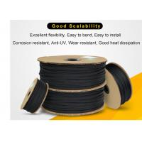 Wholesale Wear Resistant PET Expandable Braided Sleeving High Density For Cable Protection from china suppliers