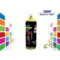 Wholesale Various Colors Graffiti Spray Paint For Street Art And Graffiti Artist Creative Works from china suppliers