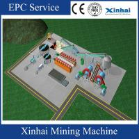 China Energy Saving Mineral Processing Equipment Cu - Pb - Zn Sulfide Ore Dressing Process on sale