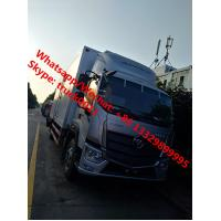 Buy cheap 2019s new design FOTON AUMARK Euro 5 cold room truck, refrigerated van truck for fresh vegetables and fruits for sale from wholesalers
