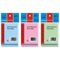 Buy cheap Color Film Sticky Note Pad from wholesalers