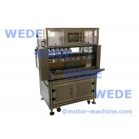 Buy cheap 8 stations Shade poles motor winding machine from wholesalers