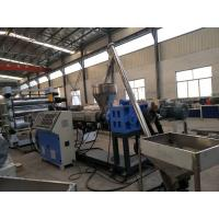 Buy cheap Furniture Making WPC Foam Board Machine , Wood Composite Plastic Board Production Line from wholesalers