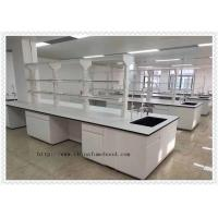 Buy cheap Epoxy Resin Chemistry Lab Tables Work Benches  Fireproof And Waterproof from wholesalers