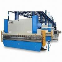 Buy cheap CNC Press Brake, Used for Bender and Bending Machine, Adopts Multi-language Input Program from wholesalers