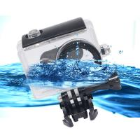 45m Underwater Waterproof Protective Housing Case For Xiaoyi Yi Action Camera Manufactures