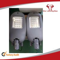 50W Univeral Used Aluminium  SMD LED Street Light Fixtures Philips LED and Inventronics driver 5 years gurantee Manufactures