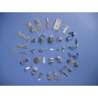Buy cheap Aluminum / Steel Stamping Parts With Chrome / Zinc / Nickel Plating For Industrial from wholesalers
