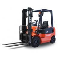Diesel 1 Ton Forklift Truck Small Capacity Eco Friendly Design Max Lift Height 6m for sale