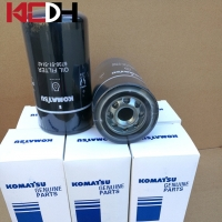 Buy cheap Komatsu Excavator Engine Spare Parts Spin-on Oil Filter Element 6736-51-5142 from wholesalers