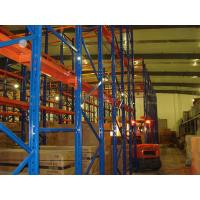 Buy cheap Selective Very Narrow Aisle Pallet Racking 3 - 10 Layer For Warehouse from wholesalers