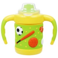 Buy cheap 6 Month 6 Ounce Sundelight Multicolor 160ml Baby Sippy Cup from wholesalers